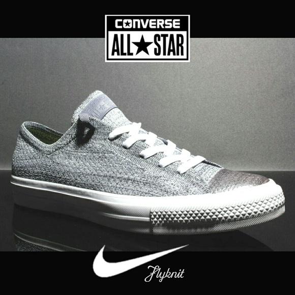 f8b6bdb901330e NWT Converse CTAS x Nike Flyknit 157594C All Star